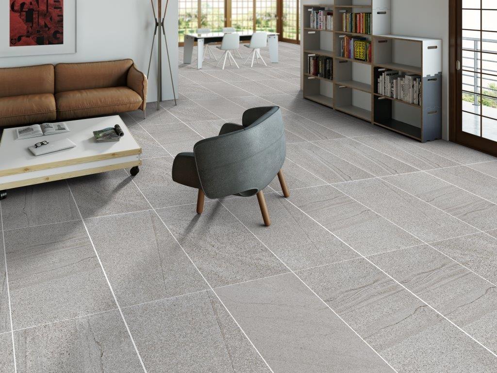 Advance Tiles 45 X 90 Matt Porcelain Tiles In Crema