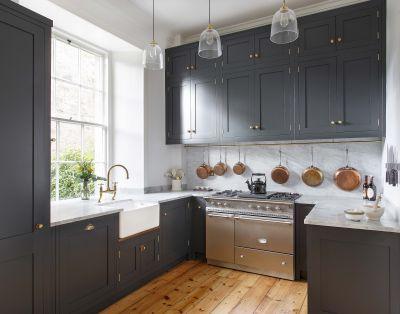 Contemporary English Kitchen