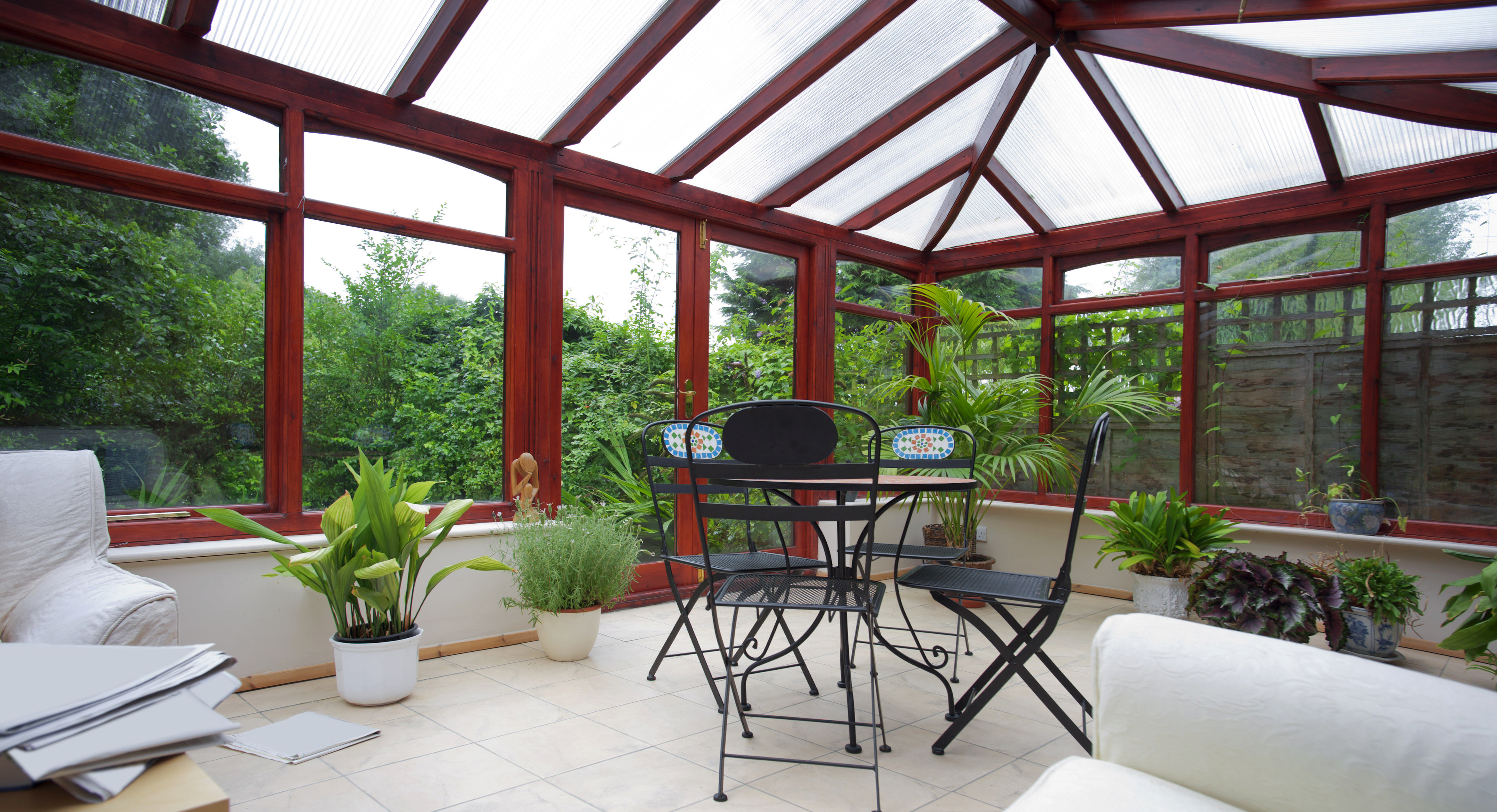 Create A Tile Design For Your Conservatory Roccia Roccia