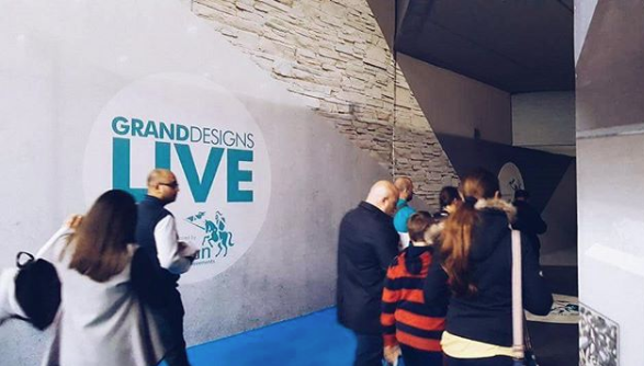 Our Visit to Grand Designs Live