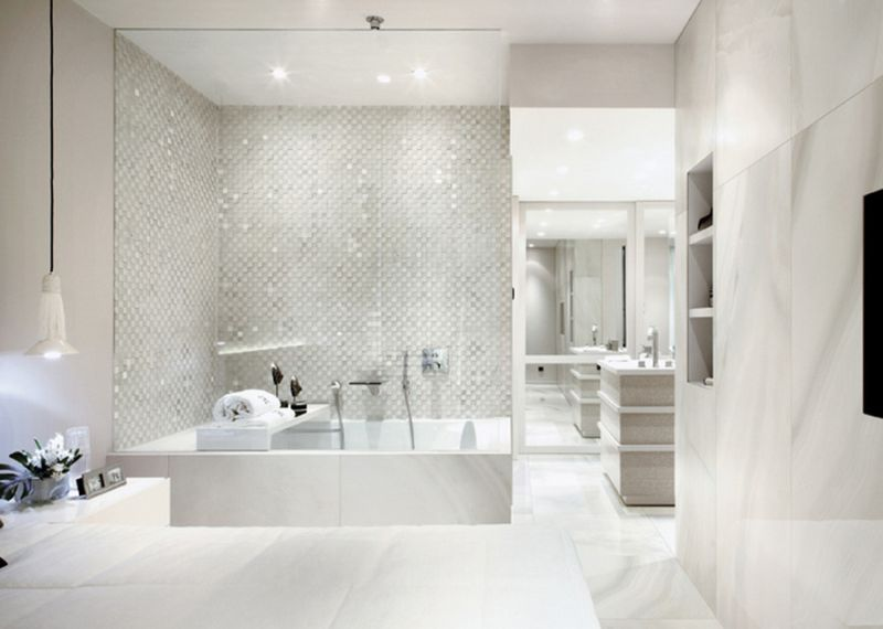 Transform Your Home with Marble Effect Tiles