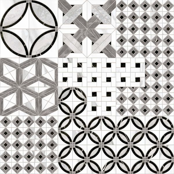 Palene Tiles from Roccia