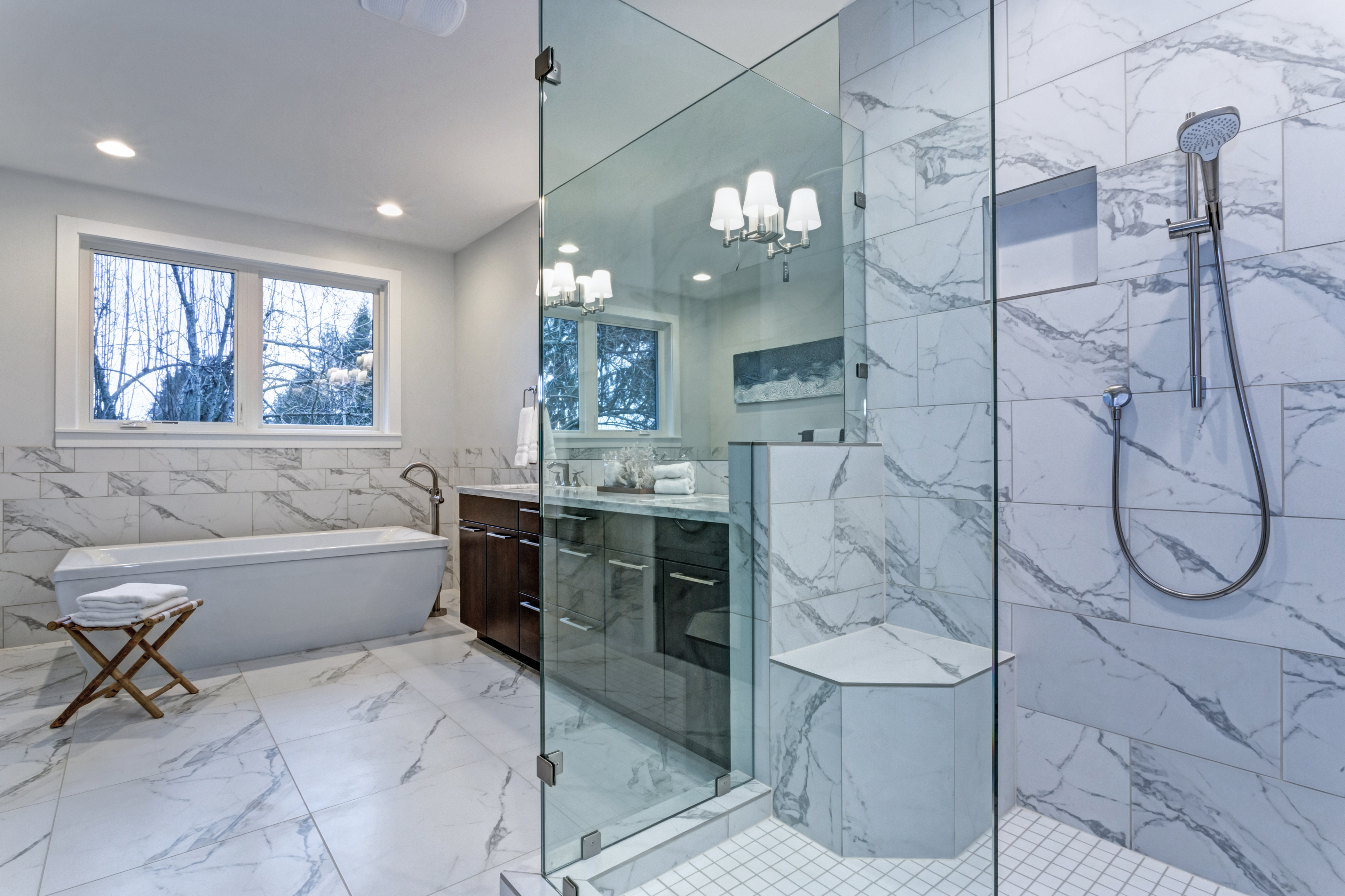 Inspire Your Interior Design with These Large Format Tile Ideas