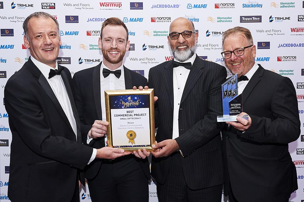 ROCCIA TTA Award Winners 2019