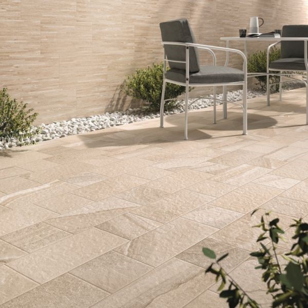 Can I Use Porcelain Tiles Outside? 5 FAQs About Garden Design  Roccia