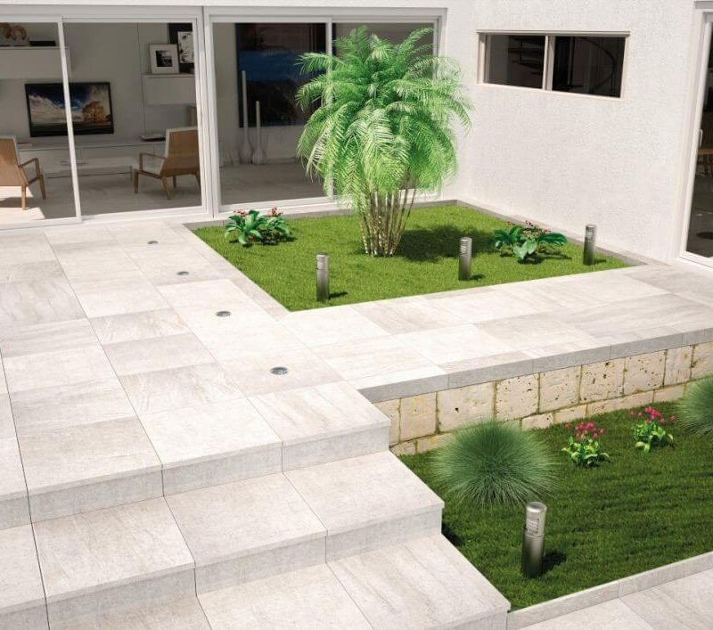 Can I Use Porcelain Tiles Outside? 5 FAQs About Garden Design