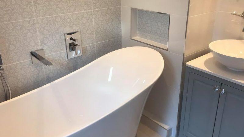 John and Sue Smith Bathroom Case Study