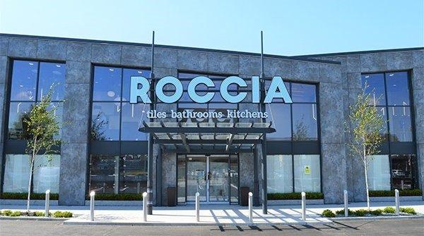 ROCCIA Preston Showroom Extension Update