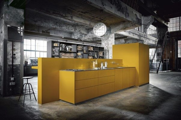 next125 Kitchens – The International Premium Brand from the Schüller Forge