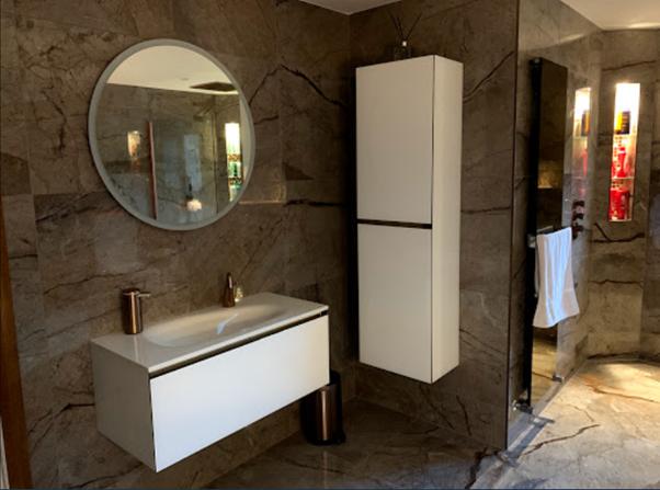 Roccia Bathrooms