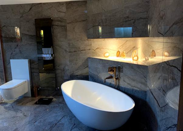 Roccia Case Study Bathroom