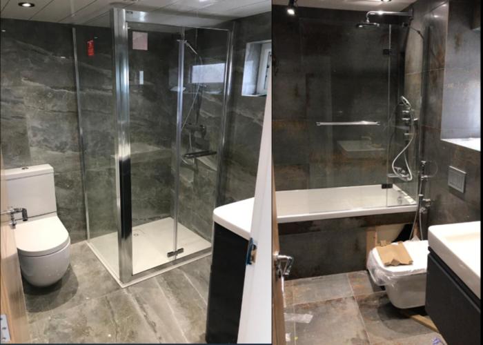 Roccia bathroom