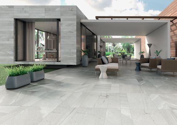 stone cut tiles