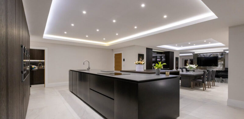 Luxury Home Project